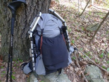 The 2012 Gossamer Gear Gorilla Backpack | Section Hiker