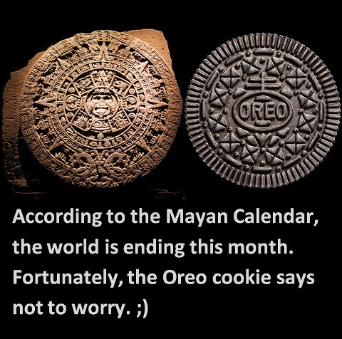 myan oreo