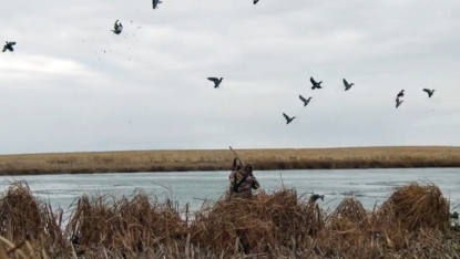 The Duck Factory takes a look at hunting the heart of the Prairie Pothole Region of North Dakota. Photo: Courtesy