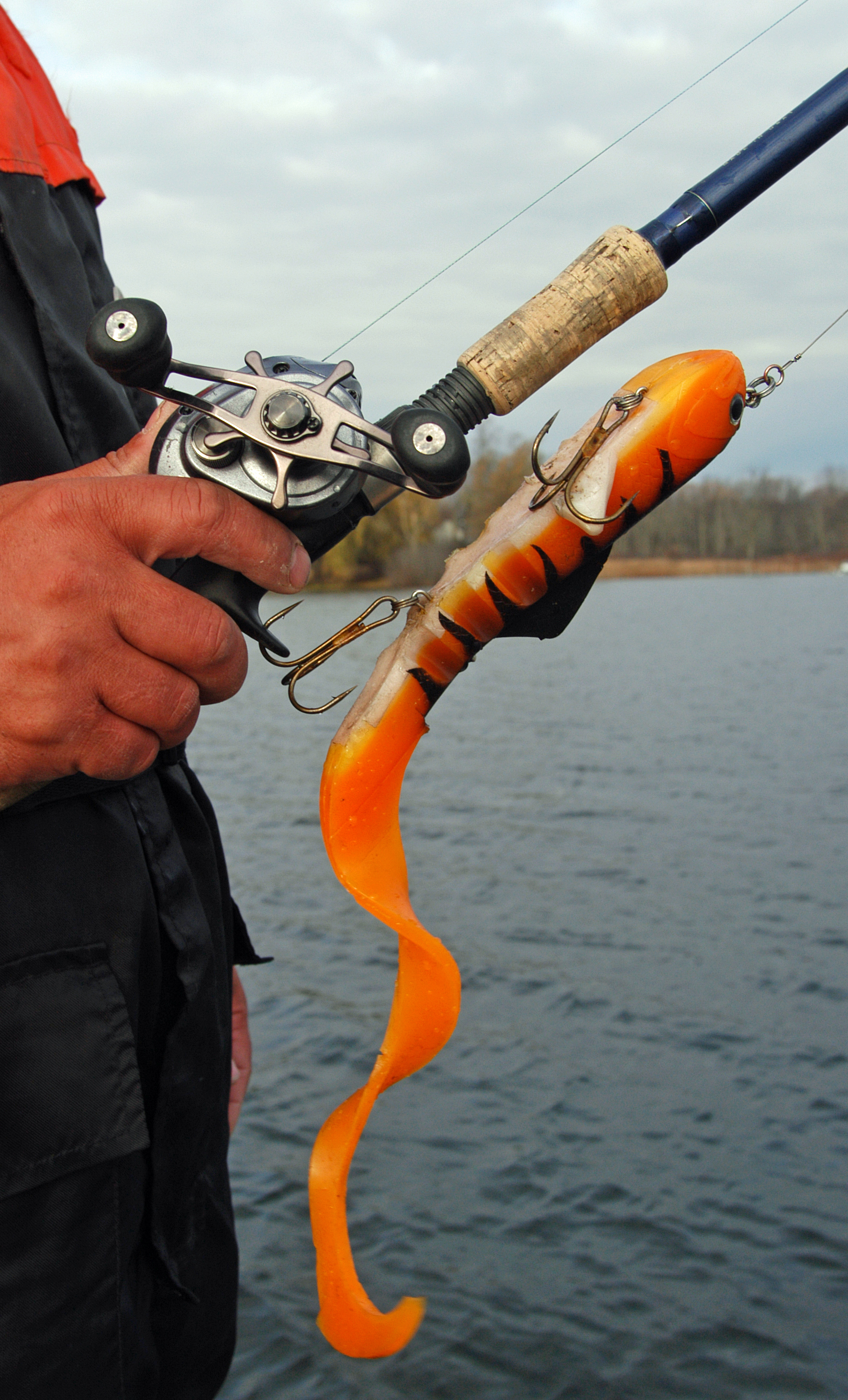 Sportman s 20 year opening day tradition hunting for for Southwest michigan fishing report