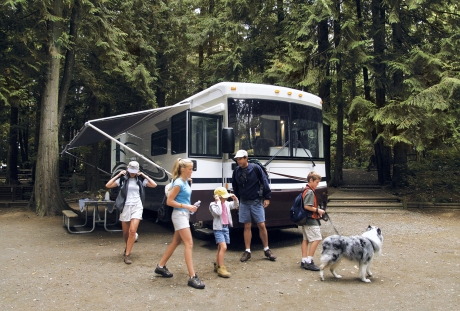 Motorhomes and RV vacations are among the attractions offered at the Grand Rapids, RV, Travel and Camper Show.