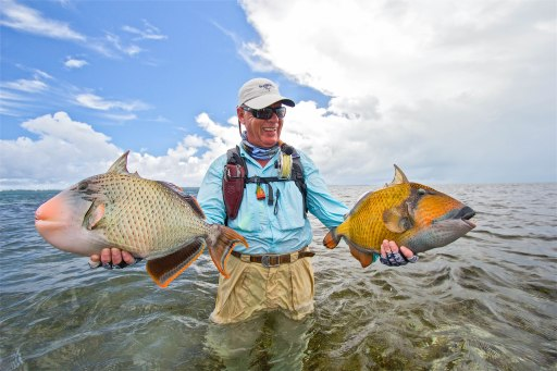 Epic fish and fishing experience are shown in 320, the story of a fly fishing guide's quest to guide 320 days in a year. Photo: F3T