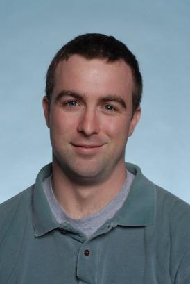 Michigan DNR's new deer specialist, Chad Stewart.