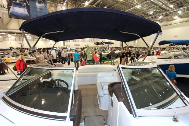 Boat manufacturer's are  planning to show new designs this year.