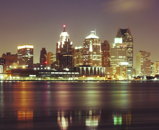Detroit is working to protect migrating  birds  by promoting lights-out programs to business owners and businesses.