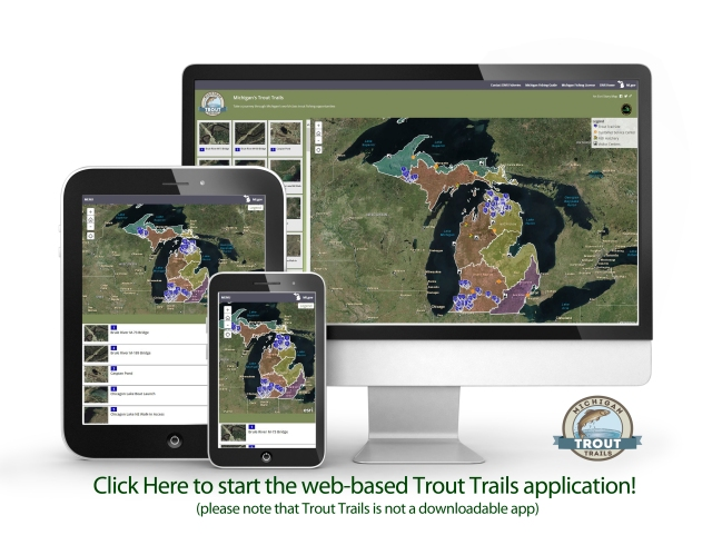 Trout Trails online